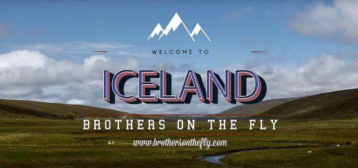 Vidéo des Brothers on the fly sur leur trip pêche à la mouche en Islande : farios, artic char et saumons ... tagués et relâchés ...