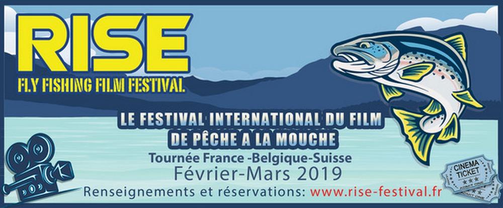 festival de films de pêche à la mouche RISE 2019