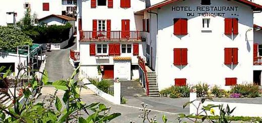 Hotel peche pays basque et peche a la mouche for Hotel design pays basque