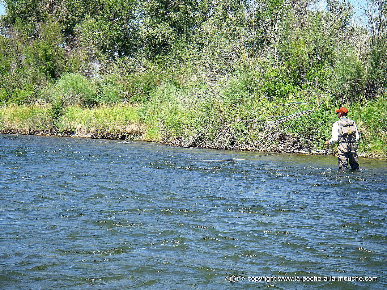 Créer le bassin dans la pêche russe 3